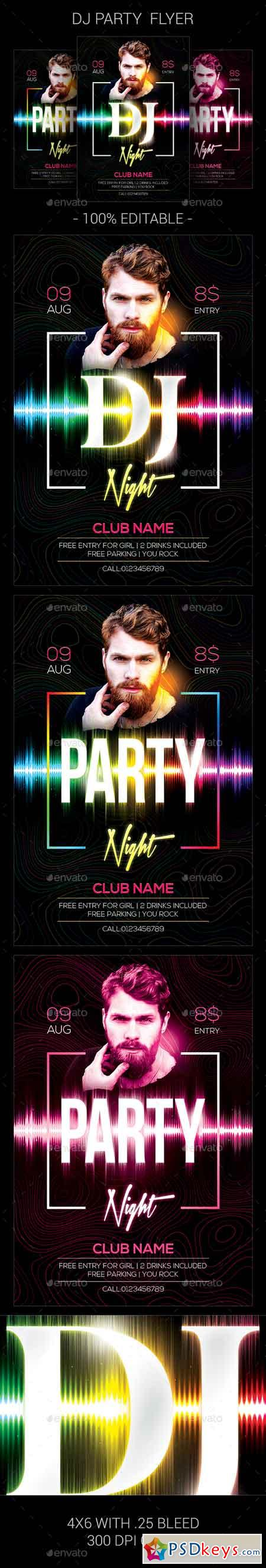 Flyer Templates » Free Download Photoshop Vector Stock image Via ...
