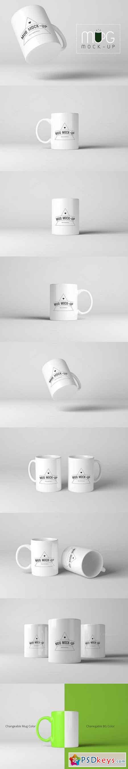 Mock-Up Clean Mugs