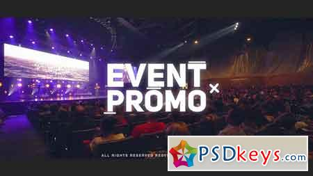 Event Promo 21912017 After Effects Template