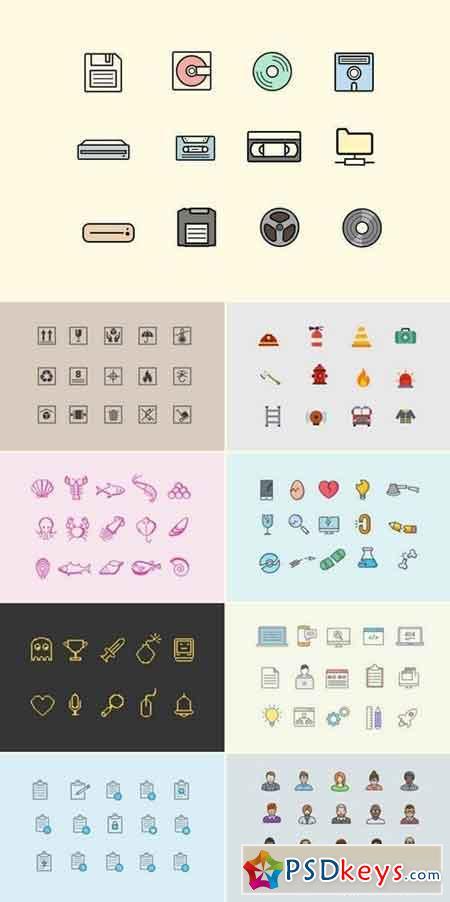 Minimal Icon Bundle