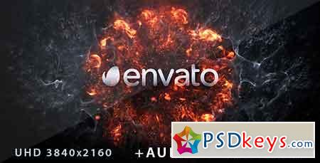 Explosion Logo Reveal 20576166 After Effects Template