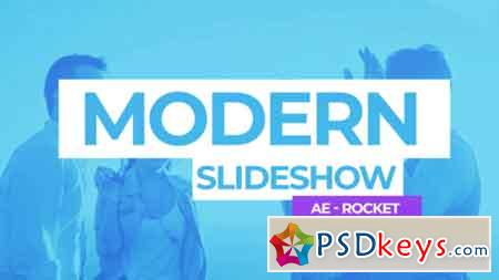 Modern Slideshow 21316814 After Effects Template