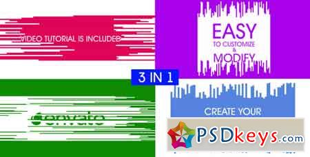 Colorful Dynamic Intro 11821480 After Effects Template