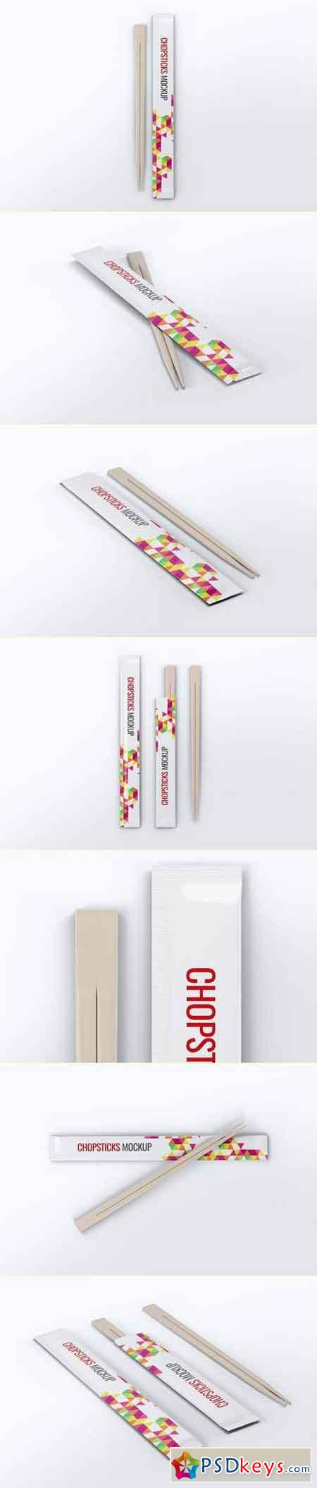 Chopsticks Mock-Up