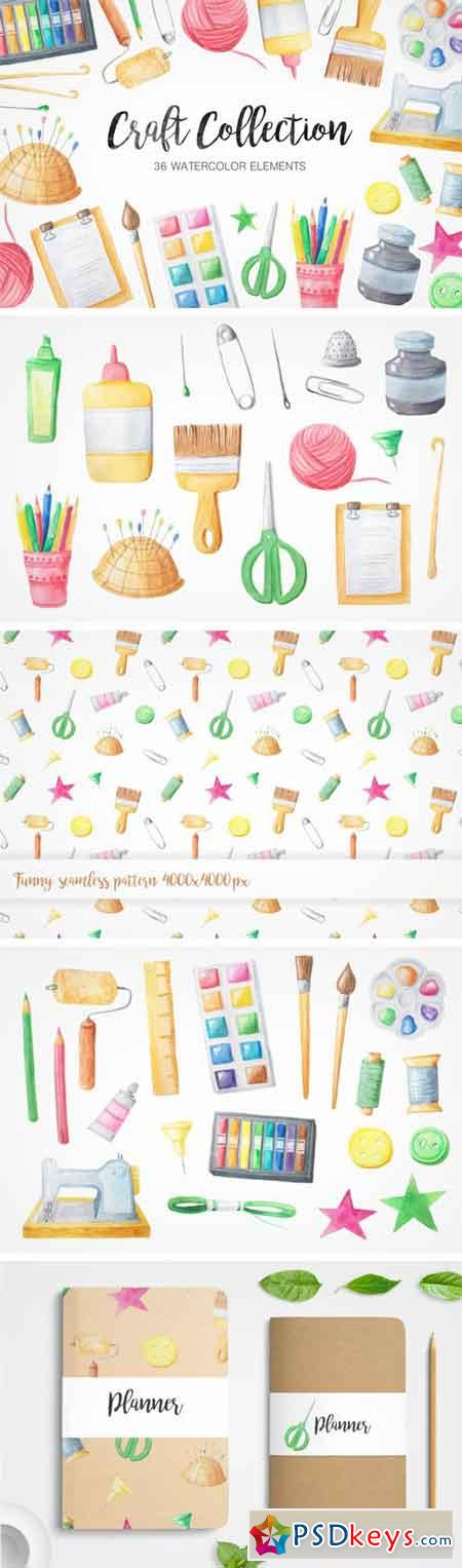 Watercolor Craft Collection 14363