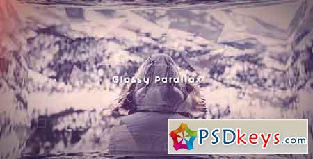 Glassy Parallax 19754210 After Effects Template