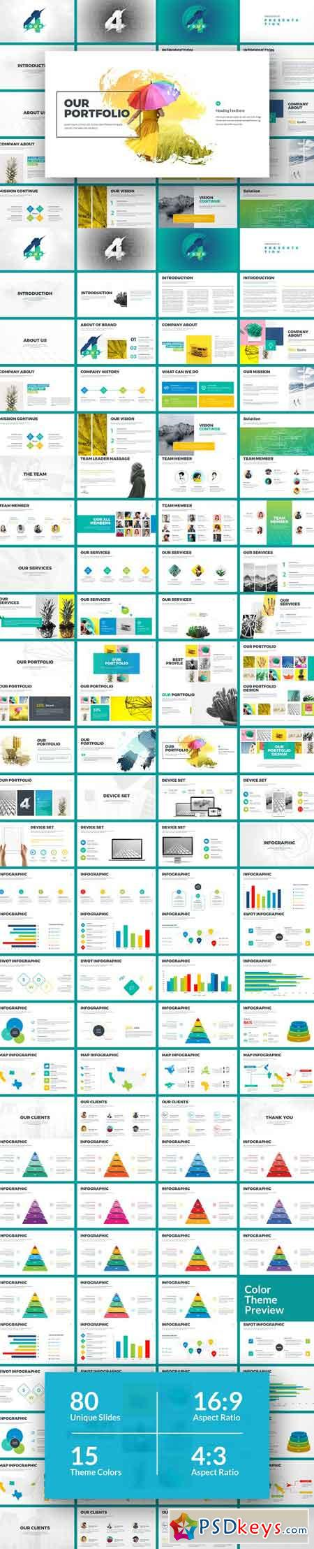 Multipurpose Modern Powerpoint 2806507