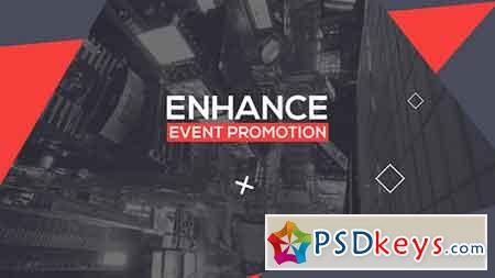 Enhance Event Promotion - 19587801 After Effects Template