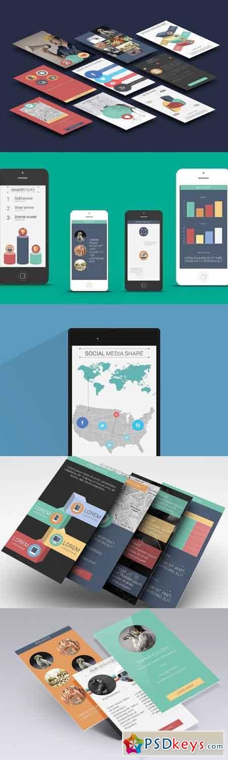 SmartPhone PowerPoint Template 3474118
