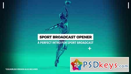 Sport Broadcast Opener 22354686 After Effects Template