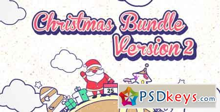 Christmas Vector Bundle v2 13441601 After Effects Template