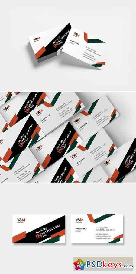 Architecture Business Cards 2