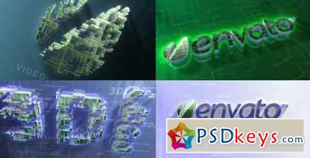 3D Visualization 477284 After Effects Template