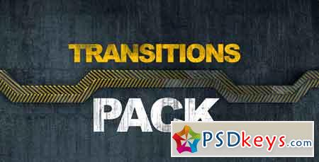 Metal Transitions Pack 11946317 After Effects Template