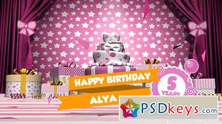 Birthday Slideshow 19318888 After Effects Template » Free