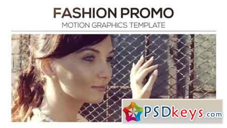 Pond5 - Fashion Promo Slideshow Movie Trailer And Titles Displays Photo Gallery 065508923