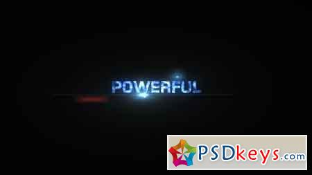 Energetic Titles 3263747 After Effects Template