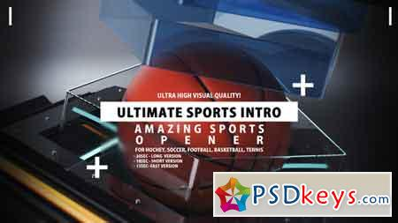 Ultimate Sports Intro 22421348 After Effects Template