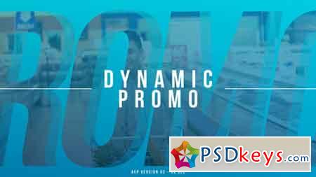 Dynamic Promo 19991957 After Effects Template
