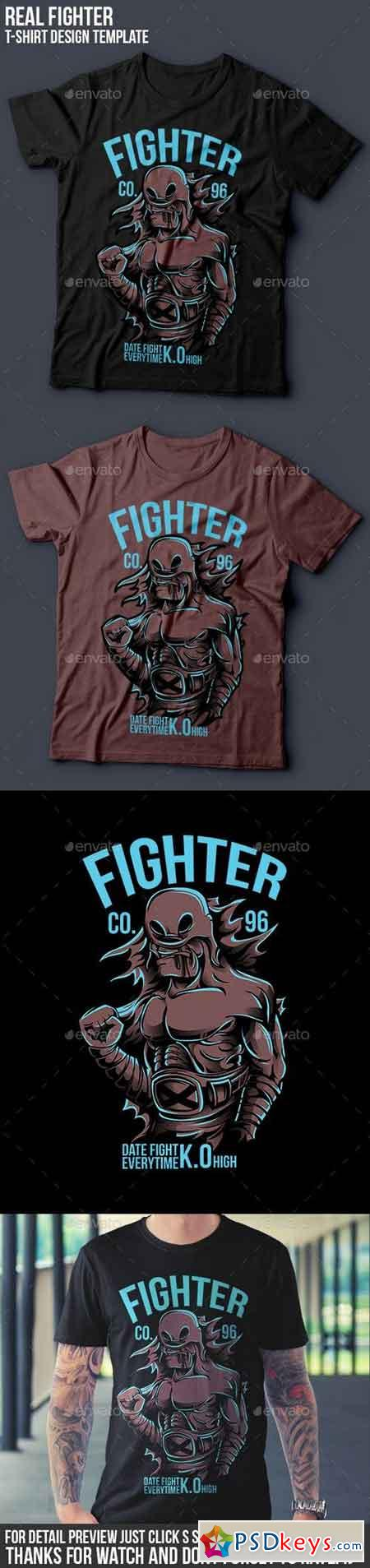 Real Fighter 14481187