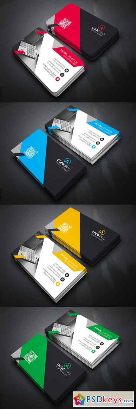 Business Card 2827409