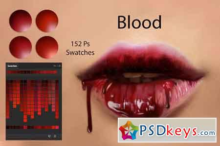 Blood Swatches 2879560