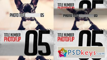 PhotoFLIP Slideshow 7094797 After Effects Template