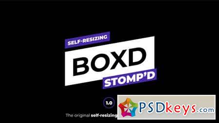 Self Resizing Opener 21579483 After Effects Template
