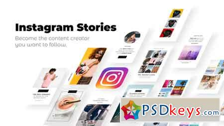Instagram Stories 22224211 After Effects Template