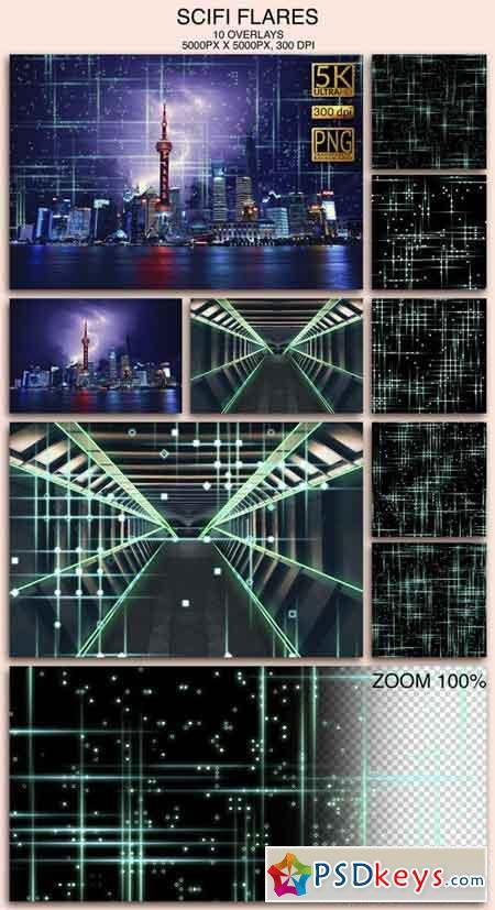 SciFi Flares 000196