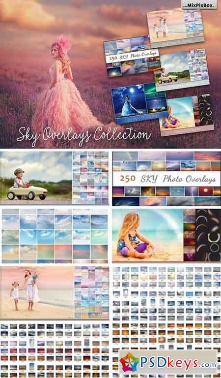 Sky Overlays Collection 1776584