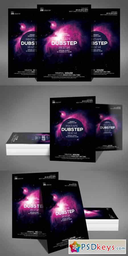 Dubstep Flyer 3484182