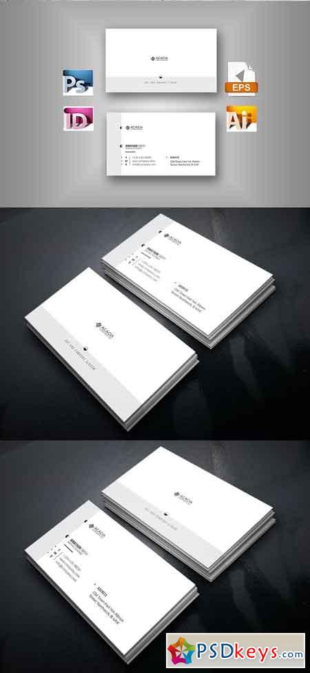 Gentleman Business Card 2579984