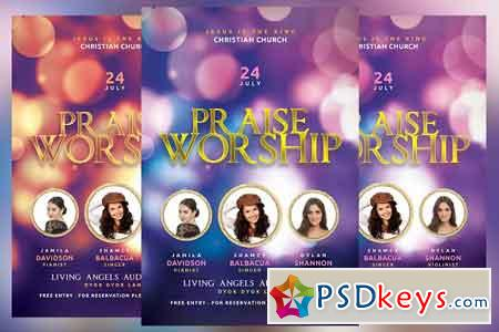 Praise Worship Church Conference 2578873