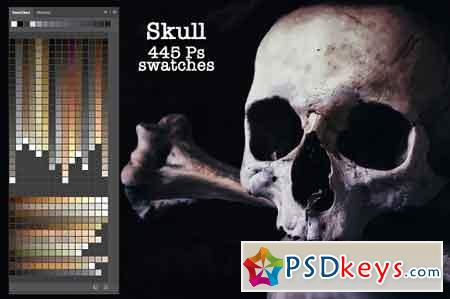 Skull Ps Swatches 2902767