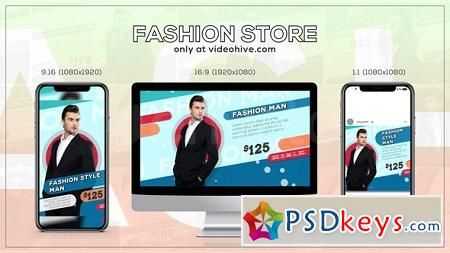 Fashion Store 22535742 After Effects Template