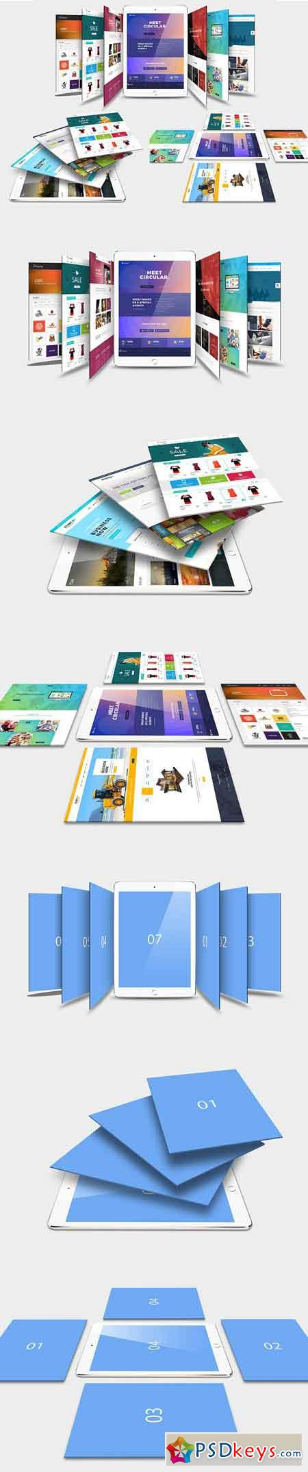 iPad Mock-Up 06 2847466