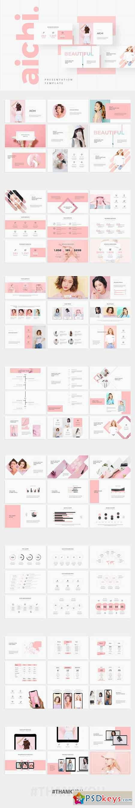 AICHI Powerpoint Template 2912145