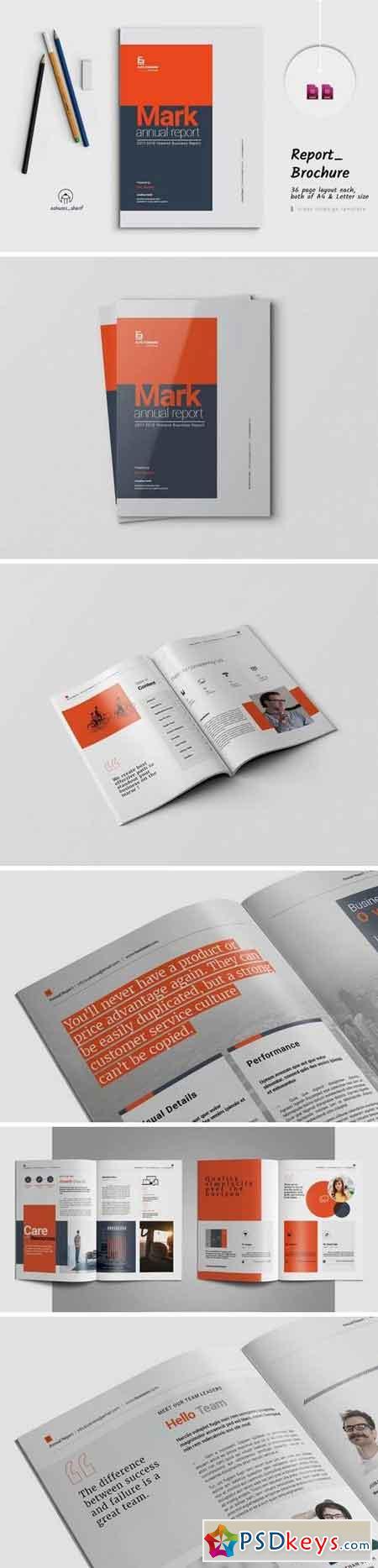 Mark Annual Report