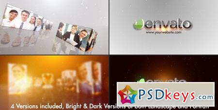 Multi Video 3D Logo 7776129 After Effects Template