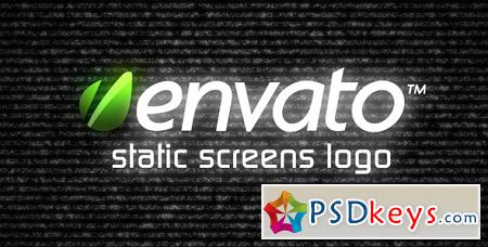 Static Screens Logo 132517 After Effects Template