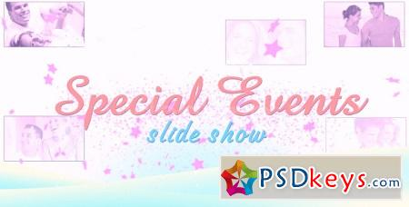 Special Events - Slideshow 2285557 After Effects Template
