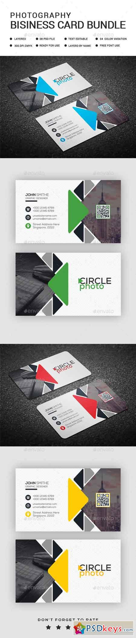 Business cards free download photoshop vector stock image via photography business card 22484393 reheart