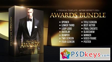 Awards Bundle 22132847 After Effects Template
