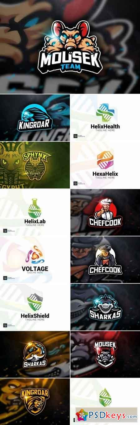 Logo Bundle 98