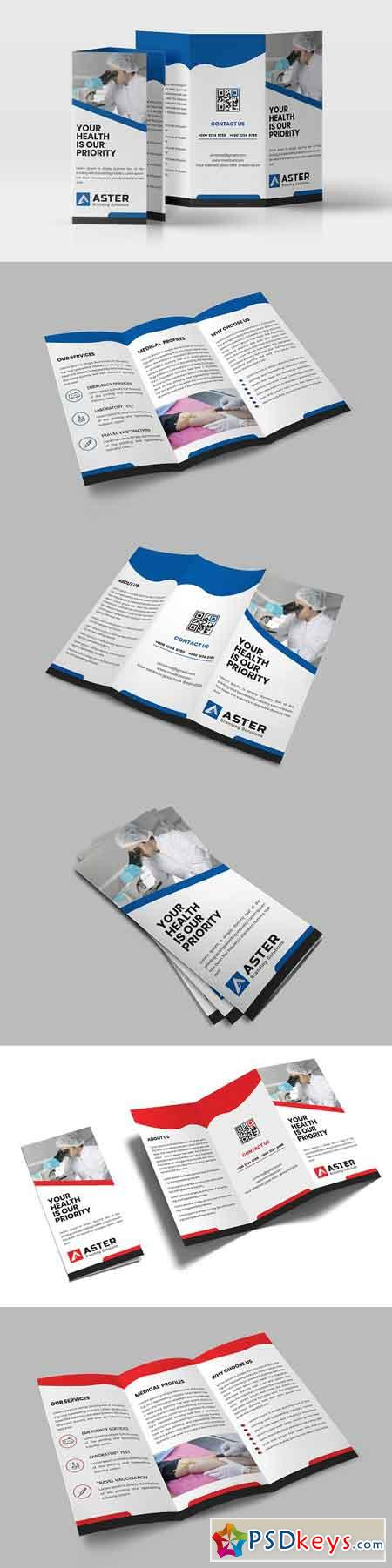 Medical Trifold Brochure 2797693