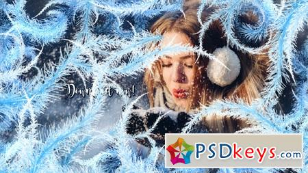 Winter Slideshow 21005186 After Effects Template