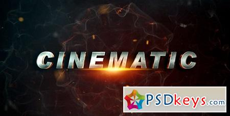 Cinematic Movie Trailer 14296744 After Effects Template