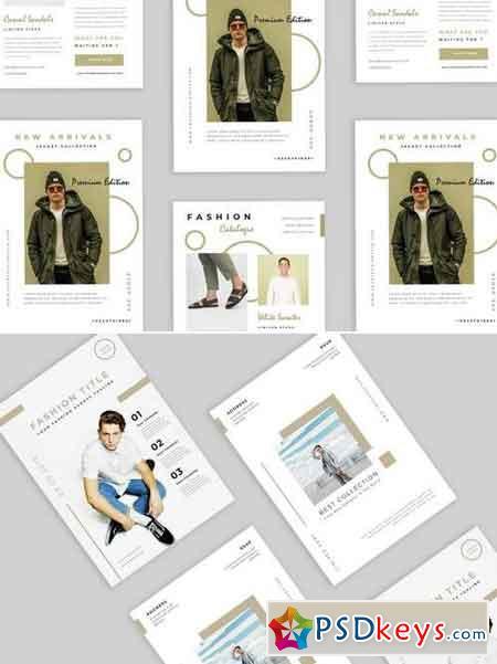 Fashion Flyer 01,02