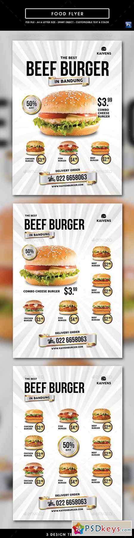 Food Flyer 16824017